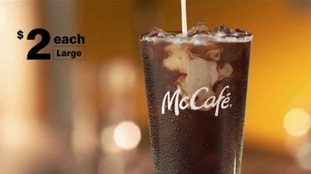 McDonald's TV Spot, 'This Could Be: Slushie and McCafé After Pick-Up Games and Manicures' - Thumbnail 10
