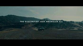 Jeep Wrangler 4xe TV Spot, 'Do Not Disturb' [T1] - Thumbnail 4