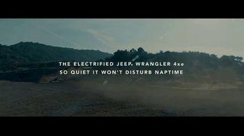 Jeep Wrangler 4xe TV Spot, 'Do Not Disturb' [T1] - Thumbnail 5
