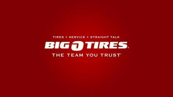 Big O Tires Buy Two Tires, Get Two Free Sale TV Spot, 'Four Tires for the Price of Two: No Date' - Thumbnail 1