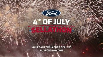 Ford 4th of July Sellathon TV Spot, 'Bigger Than Ever' [T2] - Thumbnail 8