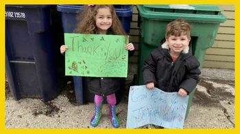 Glad TV Spot, 'Trash Day Thanks' - Thumbnail 6