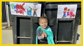 Glad TV Spot, 'Trash Day Thanks' - Thumbnail 7