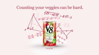 V8 Juice TV Spot, 'Counting'