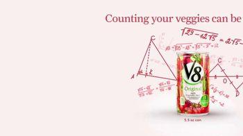 V8 Juice TV Spot, 'Counting' - Thumbnail 1