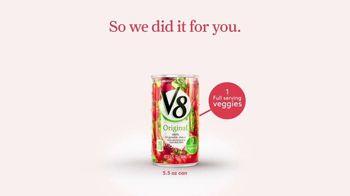 V8 Juice TV Spot, 'Counting' - Thumbnail 4