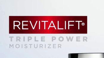 L'Oreal Paris Revitalift Triple Power Moisturizer TV Spot, 'Don't Settle' Featuring Eva Longoria - Thumbnail 9