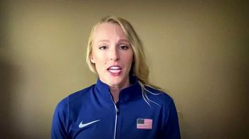 Team USA TV Spot, 'Thank You to the Frontline Workers' Feat. Sandi Morris - Thumbnail 5