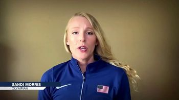 Team USA TV Spot, 'Thank You to the Frontline Workers' Feat. Sandi Morris - Thumbnail 8