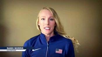Team USA TV Spot, 'Thank You to the Frontline Workers' Feat. Sandi Morris - Thumbnail 9