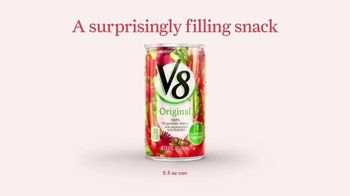 V8 Juice TV Spot, 'Surprisingly Filling'