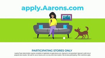 Aaron's TV Spot, 'We Make It Easy' - Thumbnail 4