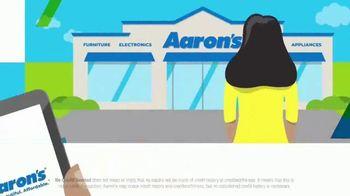 Aaron's TV Spot, 'We Make It Easy' - Thumbnail 6