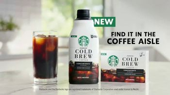 Starbucks Cold Brew Concentrate TV Spot, 'Perfectly Yours' - Thumbnail 10