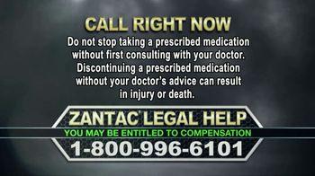 Robin Raynish Law TV Spot, 'Zantac' - Thumbnail 8