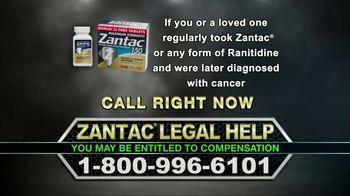 Robin Raynish Law TV Spot, 'Zantac'