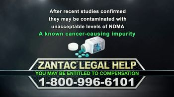 Robin Raynish Law TV Spot, 'Zantac' - Thumbnail 4
