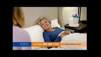 The PureWick TV Spot, 'Wake Up Dry'