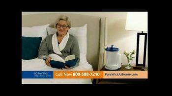 The PureWick TV Spot, 'Wake Up Dry' - Thumbnail 5
