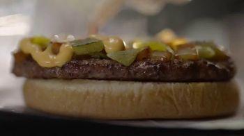Sonic Drive-In Queso Burger TV Spot, 'Todos los sabores' [Spanish] - Thumbnail 4