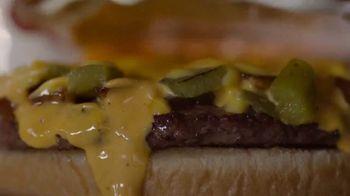 Sonic Drive-In Queso Burger TV Spot, 'Todos los sabores' [Spanish] - Thumbnail 5
