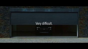 Maserati TV Spot, 'Very Difficult' [T2]