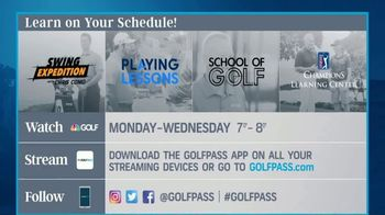 GolfPass TV Spot, 'Exclusive Access: Save More Strokes' - Thumbnail 9