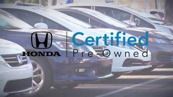 Honda Certified Pre-Owned TV Spot, 'Name You Trust' [T2] - Thumbnail 1