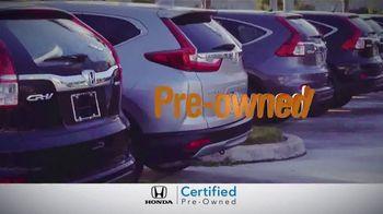 Honda Certified Pre-Owned TV Spot, 'Name You Trust' [T2] - Thumbnail 2