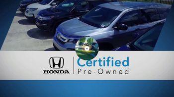 Honda Certified Pre-Owned TV Spot, 'Name You Trust' [T2] - Thumbnail 3