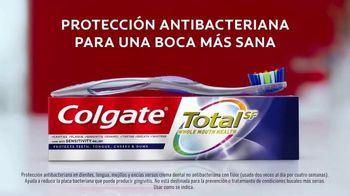 Colgate Total SF TV Spot, 'Protección antibacteriana en toda la boca' [Spanish] - Thumbnail 7