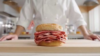 Arby's 2 for $6 Everyday Value Menu TV Spot, 'Classic Lifestyle' Song by YOGI - Thumbnail 1