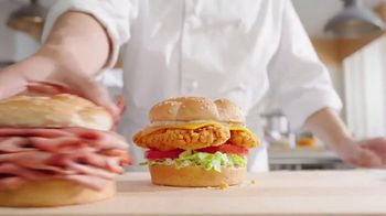 Arby's 2 for $6 Everyday Value Menu TV Spot, 'Classic Lifestyle' Song by YOGI - Thumbnail 3
