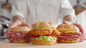 Arby's 2 for $6 Everyday Value Menu TV Spot, 'Classic Lifestyle' Song by YOGI - Thumbnail 5