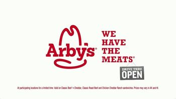 Arby's 2 for $6 Everyday Value Menu TV Spot, 'Classic Lifestyle' Song by YOGI - Thumbnail 8