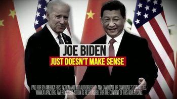 America First Action SuperPAC TV Spot, 'Joe Biden: Travel Ban' - Thumbnail 7