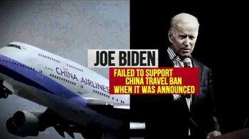 America First Action SuperPAC TV Spot, 'Joe Biden: Travel Ban' - Thumbnail 4