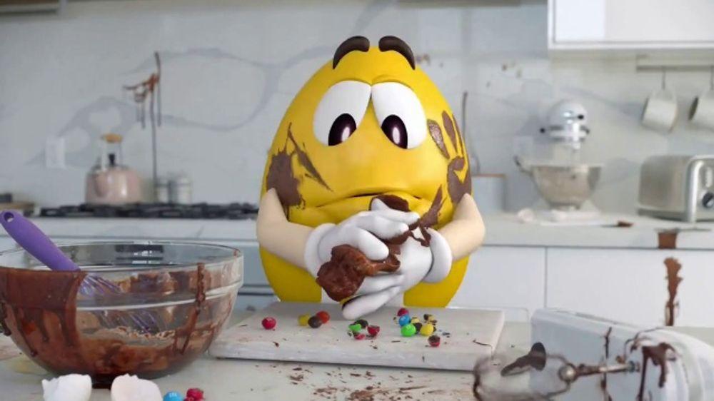Fudge Brownie M&M's TV Commercial, 'Genius'