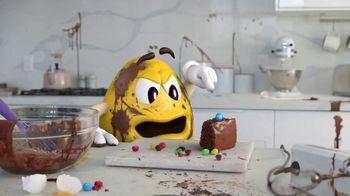 Fudge Brownie M&M's TV Spot, 'Genius' - Thumbnail 10