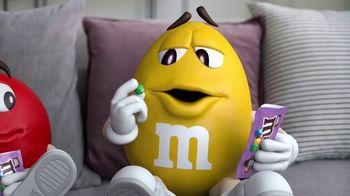 Fudge Brownie M&M's TV Spot, 'Genius' - Thumbnail 3