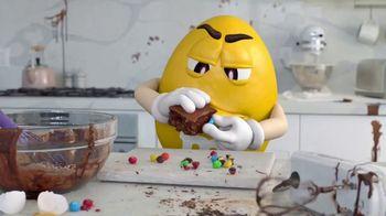 Fudge Brownie M&M's TV Spot, 'Genius' - Thumbnail 5
