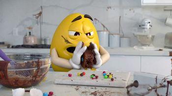 Fudge Brownie M&M's TV Spot, 'Genius' - Thumbnail 6