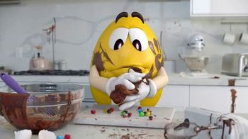 Fudge Brownie M&M's TV Spot, 'Genius'
