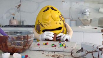 Fudge Brownie M&M's TV Spot, 'Genius' - Thumbnail 8