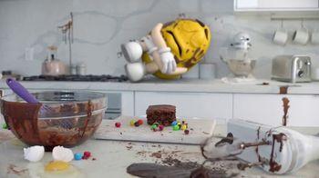 Fudge Brownie M&M's TV Spot, 'Genius' - Thumbnail 9