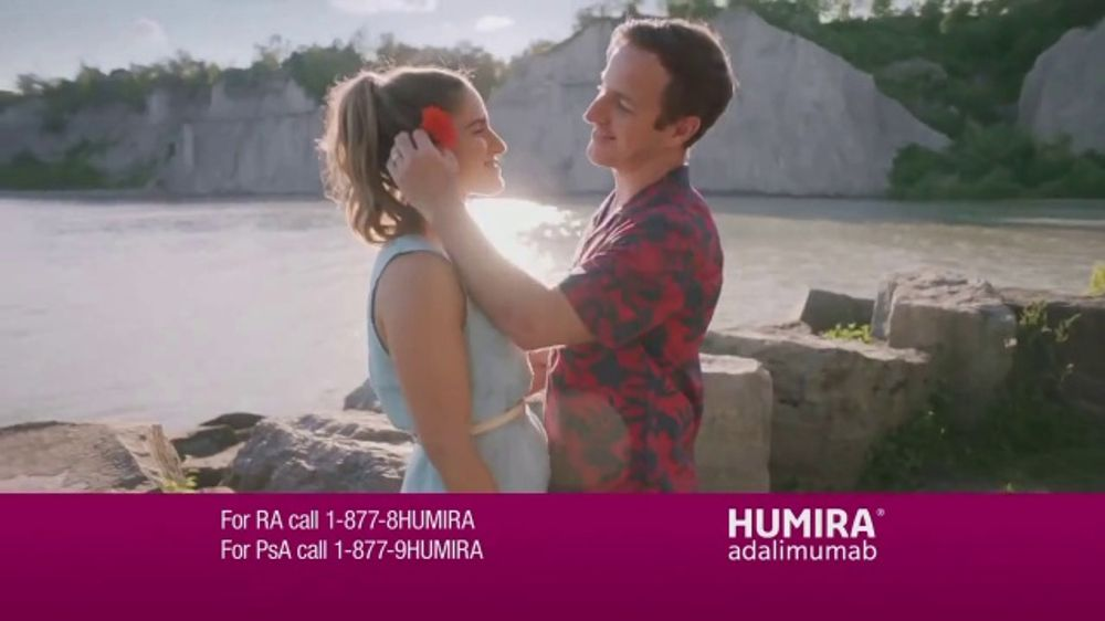 HUMIRA TV Commercial, 'Body of Proof: Dog Walking: May Be Able to Help'