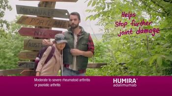 HUMIRA TV Spot, 'Body of Proof: Dog Walking: May Be Able to Help' - Thumbnail 8