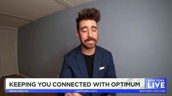 Optimum TV Spot, 'New York Live: Digital Happy Hour' - Thumbnail 3