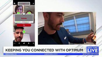 Optimum TV Spot, 'New York Live: Digital Happy Hour' - Thumbnail 5