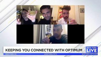 Optimum TV Spot, 'New York Live: Digital Happy Hour' - Thumbnail 8